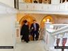 01-2وزير الدفاع القبرصي يزور البطريركية الاورشليمية