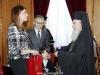 01-13رئيس التجمع الديمقراطي القبرصي يزور البطريركية