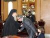 01رئيس التجمع الديمقراطي القبرصي يزور البطريركية