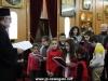 04-1جوقة الطلاب الابتدائية في عبلين تزور البطريركية