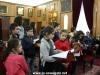 06-1جوقة الطلاب الابتدائية في عبلين تزور البطريركية