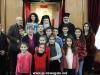 07-1جوقة الطلاب الابتدائية في عبلين تزور البطريركية