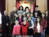 08-1جوقة الطلاب الابتدائية في عبلين تزور البطريركية