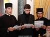 """05قطع كعكة رأس السنة """" الفاسيلوبيتا """" في البطريركية ألاورشليمية"""