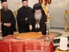 """13قطع كعكة رأس السنة """" الفاسيلوبيتا """" في البطريركية ألاورشليمية"""