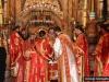 06-3ألاحتفال بعيد ختان ربنا يسوع المسيح بالجسد وعيد القديس باسيليوس في كنيسة القيامة
