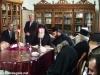 000042حفل تقطيع كعكة رأس السنة الفاسيلوبيتا في مدرسة البطريركية