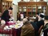 000045حفل تقطيع كعكة رأس السنة الفاسيلوبيتا في مدرسة البطريركية