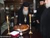 08حفل تقطيع كعكة رأس السنة الفاسيلوبيتا في مدرسة البطريركية
