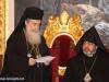0-10زيارة أخوية القبر المقدس للبطريركية ألارمنية بمناسبة عيد الميلاد المجيد