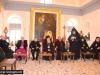 0-15زيارة أخوية القبر المقدس للبطريركية ألارمنية بمناسبة عيد الميلاد المجيد