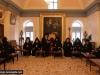 0-5زيارة أخوية القبر المقدس للبطريركية ألارمنية بمناسبة عيد الميلاد المجيد