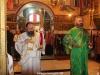 0-6ألاحتفال بعيد تهيئة القديس السابق المجيد يوحنا المعمدان في البطريركية ألاورشليمية