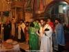 1-4ألاحتفال بعيد تهيئة القديس السابق المجيد يوحنا المعمدان في البطريركية ألاورشليمية