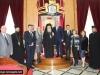0-14وفد برلماني من رومانيا يزور البطريركية ألاورشليمية