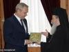0-8وفد برلماني من رومانيا يزور البطريركية ألاورشليمية