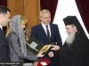 0-9وفد برلماني من رومانيا يزور البطريركية ألاورشليمية