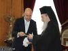 05وزير الصحة القبرصي يزور البطريركية