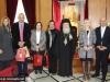 09وزير الصحة القبرصي يزور البطريركية