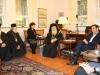 16السيدة ميروبولوس تُقدم الدراسة النهائية والبحث حول بناء القبر المقدس