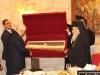 12مائدة طعام على شرف رئيس السلطة الفلسطينية
