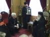 وفد من الكنيسة الكاثوليكية والكينسة اللوثرية يزور البطريركية ألاورشليمية03