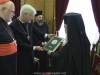 وفد من الكنيسة الكاثوليكية والكينسة اللوثرية يزور البطريركية ألاورشليمية04
