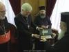 وفد من الكنيسة الكاثوليكية والكينسة اللوثرية يزور البطريركية ألاورشليمية05