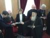 وفد من الكنيسة الكاثوليكية والكينسة اللوثرية يزور البطريركية ألاورشليمية09