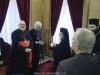 وفد من الكنيسة الكاثوليكية والكينسة اللوثرية يزور البطريركية ألاورشليمية10