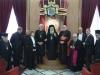 وفد من الكنيسة الكاثوليكية والكينسة اللوثرية يزور البطريركية ألاورشليمية16
