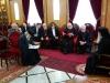 وفد من الكنيسة الكاثوليكية والكينسة اللوثرية يزور البطريركية ألاورشليمية18