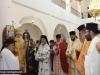 17تدشين كنيسة القديس جوارجيوس اللابس الظفر في قرية البقيعة