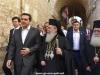 03رئيس وزراء اليونان يراقب أعمال مشروع إصلاح القبر المقدس