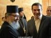 19رئيس وزراء اليونان يراقب أعمال مشروع إصلاح القبر المقدس