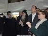 45رئيس وزراء اليونان يراقب أعمال مشروع إصلاح القبر المقدس