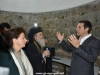 50رئيس وزراء اليونان يراقب أعمال مشروع إصلاح القبر المقدس