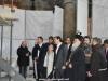 54رئيس وزراء اليونان يراقب أعمال مشروع إصلاح القبر المقدس