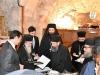 69رئيس وزراء اليونان يراقب أعمال مشروع إصلاح القبر المقدس