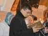 57ألاحتفال بعيد القدّيس اسبيريدون العجائبي في البطريركية
