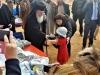 01-13غبطة البطريرك يزور مخيم اللاجئين السوريين في ألاردن