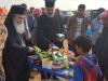 01-4غبطة البطريرك يزور مخيم اللاجئين السوريين في ألاردن