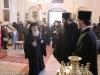 016 ألاحتفال بعيد القديسة الشهيدة كاترينا في البطريركية