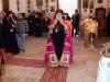 02 ألاحتفال بعيد القديسة الشهيدة كاترينا في البطريركية