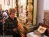 078 ألاحتفال بعيد القديسة الشهيدة كاترينا في البطريركية
