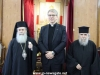 10السكرتير العام لمجلس الكنائس العالمي يزور البطريركية