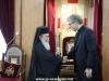 11السكرتير العام لمجلس الكنائس العالمي يزور البطريركية