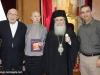 02وزير السياحة الصربي يزور البطريركية