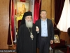 03وزير السياحة الصربي يزور البطريركية