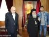 04وزير السياحة الصربي يزور البطريركية
